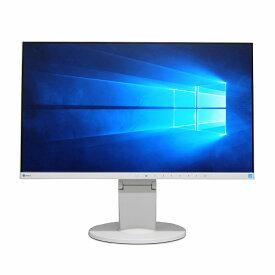 中古 パソコン モニター EIZO FlexScan EV2450-GY 1001〜3000時間 23.8インチ 液晶 ディスプレイ プロ仕様 高性能 フレームレス HDMI IPS フルHD 1920x1080