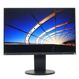 中古 パソコン モニター EIZO FlexScan EV2455-BK 使用時間 6001〜10000時間 24.1インチ ワイド 液晶 ディスプレイ フレームレス 高性能 IPS HDMI プロ仕様 WUXGA 1920x1200表示