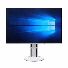 中古 パソコン モニター EIZO FlexScan EV2456-WT 3001〜6000時間 24.1インチ フレームレス USB3.1 HDMI 高性能 液晶 ディスプレイ プロ仕様 IPS 5ms WUXGA 1920x1200表示