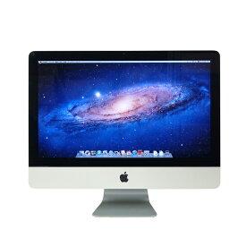 【1/20 24時間限定 P最大27倍 割引クーポン発行中】 中古 パソコン Apple iMac 21.5inch A1311 Mid-2010 一体型 デスクトップ カメラ 無線LAN 10.13.6 High Sierra 【Core i3 3.06GHz/8GB/500GB/MULTI】
