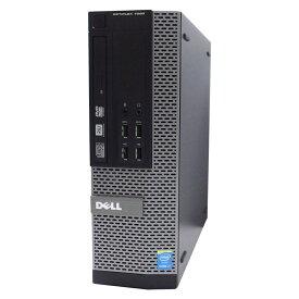 【9/25 24h限定 P最大45倍 割引クーポン発行中】 中古 パソコン DELL OptiPlex 7020SF 省スペース デスクトップ Radeon R5 240 高性能 4コア WPS Office付き Windows10 Home 【Core i7-4790/8GB/500GB/MULTI】