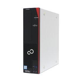 【イーグルス感謝祭 最大P29倍 割引クーポン発行中】 中古 パソコン 富士通 ESPRIMO D586/P 訳あり フェースキズあり 省スペース デスクトップ 4コア 新品メモリ 新品SSD使用 WPS Office付き Windows10 Pro 【Core i5-6500/8GB/512GB SSD/MULTI】