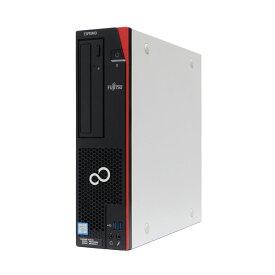 中古 パソコン 富士通 ESPRIMO D586 【Windows10 Pro /Core i5-6500/8GB/512GB SSD/MULTI】 新品SSD使用 4コア WPS Office付き 省スペース デスクトップ 高性能