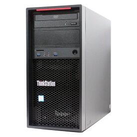 【お買い物マラソン P最大51.5倍 割引クーポン発行中】 中古 パソコン FELLOWS ゲーミングPC Lenovo ThinkStation P410 【Windows10 Pro/Xeon E5-1620v4/32GB/512GB SSD M.2 PCIe/MULTI】 新品グラボ GeForce GTX1650 4GB DDR6