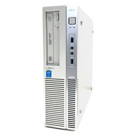 【イーグルス感謝祭 最大P29倍 割引クーポン発行中】 中古 パソコン NEC Mate MK37L/B-N 省スペース デスクトップ WPS Office付き Windows10 Home 【Core i3-4170/8GB/500GB/MULTI】
