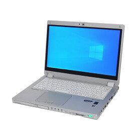 スーパーSALE期間 エントリーでポイント最大21倍 中古 パソコン ★ Panasonic Let's note CF-MX4 B5 ノートパソコン 12.5インチ フルHD 高性能 軽量 モバイル タッチパネル カメラ 無線LAN WPS Office付き Windows10 Home 【Core i5-5300U/4GB/128GB SSD】