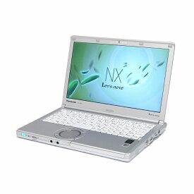 スーパーSALE期間 エントリーでポイント最大21倍 美品 中古 パソコン ★ Panasonic Let'snote NX4 B5 ノートパソコン 12.1インチ 高性能 無線LAN HDMI カメラ 11ac 無線LAN WPS Office付き Windows8.1 Pro 【Core i5-5300U/4GB/128GB SSD】