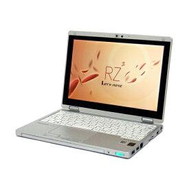 【スーパーSALE 3/10 P最大50倍 割引クーポン発行中】 中古 パソコン Panasonic Let'snote RZ4 訳あり 外観難あり B5 ノートパソコン 10.1インチ WUXGA HDMI カメラ 11ac 無線LAN WPS Office付き Windows8.1 Pro 【Core M-5Y70/4GB/128GB SSD】