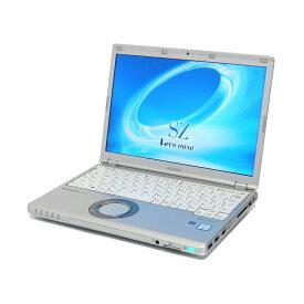 中古 パソコン ★ Panasonic Let'snote SZ5 B5 ノートパソコン 12.1インチ WUXGA 11ac 無線LAN フルHD カメラ HDMI WPS Office付き Windows10 Pro 【Core i5-6300U/4GB/128GB SSD】