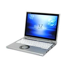 【お買い物マラソン P最大51.5倍 割引クーポン発行中】 中古 ノートパソコン Panasonic Let'snote XZ6 【Windows10 Pro/Core i5-7300U/8GB/256GB SSD】 12インチ QHD タッチパネル カメラ 顔認証 HDMI USB3.1 Type-C 無線LAN B5
