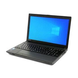 中古 パソコン ★ 東芝 dynabook Satellite B453 A4 ノートパソコン 15.6インチ 2コア テンキー 無線LAN WPS Offce付き Windows8.1 Pro 【Celeron 1005M/4GB/320GB/MULTI】