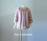 リッチ感満載のフォックスコート・ホワイト・白・レディース毛皮コート・毛皮ジャケット・ファーコート・セーブル・ミンクコート・チンチラお好きな方に