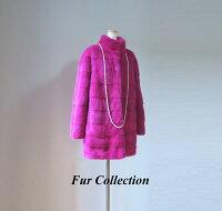 美しいミンクのコート・ジャケット・ケープ・チンチラ・ムートン・フォックス・モンクレール・シャネル・エルメス