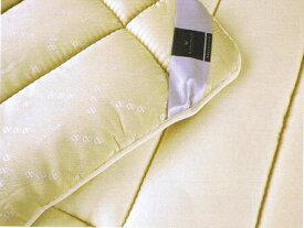 billerbeckビラベック/ボゥルフ羊毛敷きふとん ダブルサイズ …送料無料…
