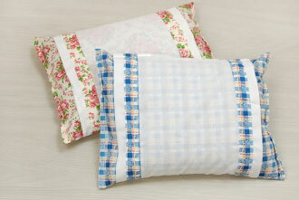 Buckwheat pillow with cover