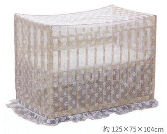 신에츠젠 모기장(모기장) 베이비 침대용