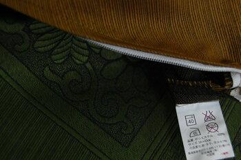 フクレ座布団カバー(武田菱)/59×63八端判