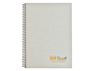 ホワイトワトソンブックHW-2403 239g(特厚口・水彩紙) F3 15枚