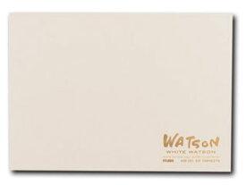 ホワイトワトソンブロック HW-308 超特厚口 F8 15枚