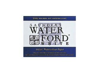 ウォーターフォード(ブロック)ホワイト 中目 F6