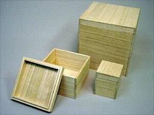陶芸/桐箱 紐無し 盆栽鉢(小) 5個組(内寸 15×25×10cm)