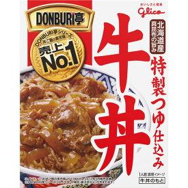 グリコ DONBURI亭牛丼(160g)