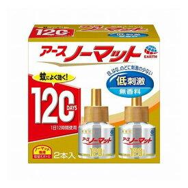 □アースノーマット120日用無香料2本入(付替45mL×2)