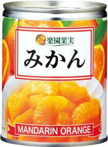 楽園果実みかん缶(350g)