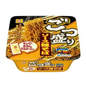 マルちゃんごつ盛りソース焼そば(171g)