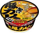 マルちゃん黒い豚カレーうどん(87g)