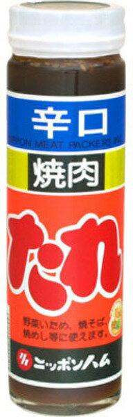 ニッポンハム焼肉たれ辛口(220g)