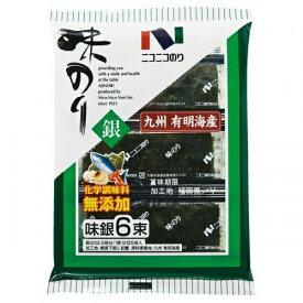 ニコニコのり味銀(12切5枚6束)
