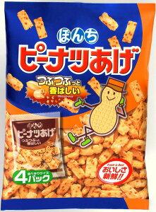4パックピーナッツあげ(104G)