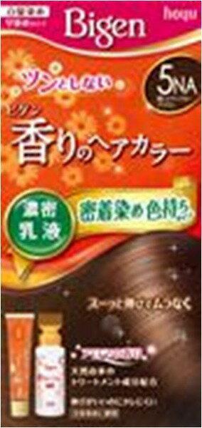 ビゲン香りのヘアカラー乳液5NA(40g+60ml)