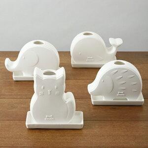 BRUNOブルーノパーソナルアニマル加湿器気化式加湿器加湿器静かセラミック寝室おしゃれエコ加湿器電気不要エコロジー人気自然気化式陶器卓上オフィスBDE023