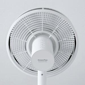 扇風機グリーンファンバルミューダEGF-1600BALMUDAサーキュレーター2018年モデルおしゃれdcモーター静音日本製BALMUDATheGreenFanグレーブラック