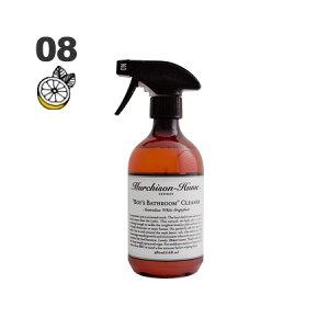 マーチソンヒュームボーイズバスルームクリーナーAWG(Murchison-Hume/環境/身体/肌/優しい/シンプルな洗剤/コロイド技術/毒性検査/MSDS/エコ/ギフト/ホワイトグレープフルーツ/アロマ/オーストラリア産オーガニック・アロマエッセンス)
