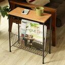 サイドテーブル 北欧 おしゃれ ベッドサイドテーブル ナイトテーブル 木製 Ak