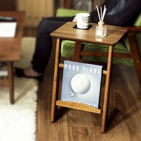 サイドテーブル 北欧 おしゃれ ナイトテーブル ベッドサイドテーブル トムテ【ポイント2倍】