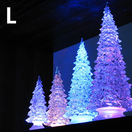 LED TREE L (LEDツリー クリスマスツリー クリスマスプレゼント イルミネーション LED 北欧)【クリスマスツリー】