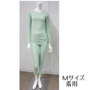 アレルキャッチャーAD/女性用長袖シャツ/Mサイズ着用