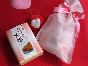 バレンタイン チョコバレンタインの生チョコ大福 6個入り(バレンタインラッピング)