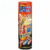 【クーポン配布中】イカリ消毒 害虫退治 ハチ対策 スーパーハチジェットプラス 480ml