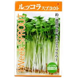 アタリヤ農園 野菜種 スプラウトルッコラ M