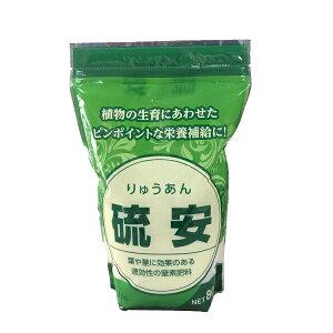 肥料 単肥 窒素 硫安 800g 大協肥糧