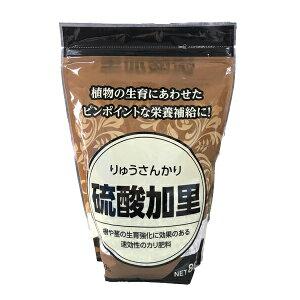肥料 単肥 カリ 硫酸加里 800g 大協肥糧