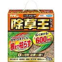 除草剤 持続 徳用 カダン除草王オールキラー粒剤 3kg×6箱(ケース販売) フマキラー
