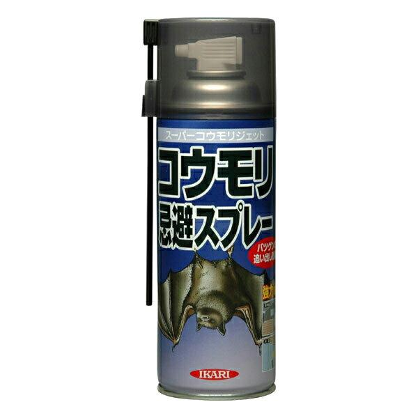 イカリ消毒 鳥類忌避 スーパーコウモリジェット 420ml