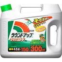 除草剤 ラウンドアップ 雑草 ラウンドアップマックスロードAL 4.5L×4本(ケース販売) 日産化学