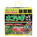 除草剤 持続 ネコソギ ネコソギエースV粒剤 3kg×6箱(ケース販売) レインボー薬品